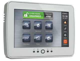 Power Series Touch Screen